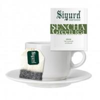 Чай Sigurd зелёный СЕНЧА (30 пакетиков по 2 гр)