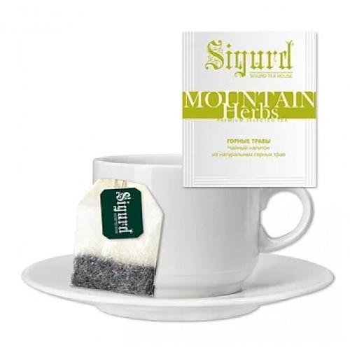 Чайный напиток MOUNTAIN HERBS из натуральных горных трав (30 пакетиков по 2 гр)