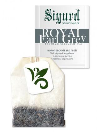 Чай чёрный ROYAL EARL GREY (30 пакетиков по 2 гр)