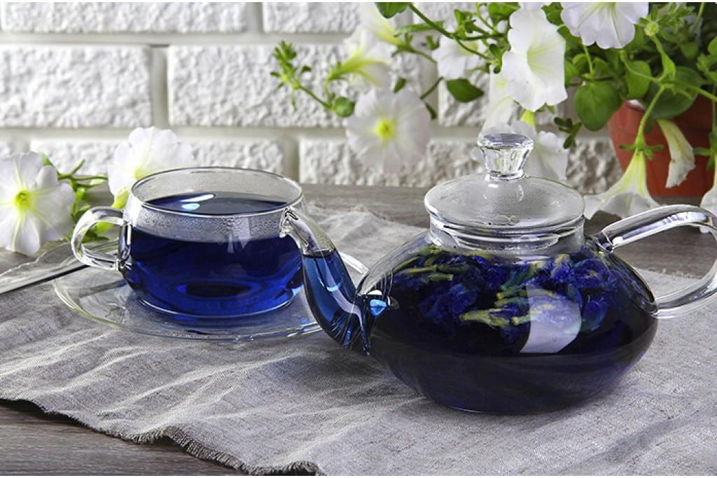 Пурпурный (Синий) Тайский чай