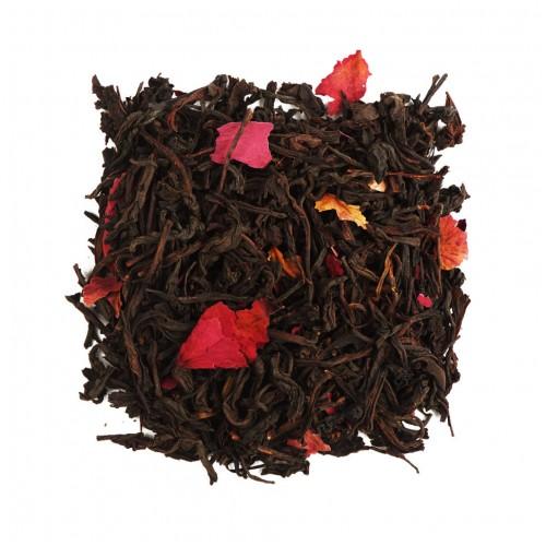 арт.E509 Мей Гуй Хун Ча (Красный чай с розой) 100 г