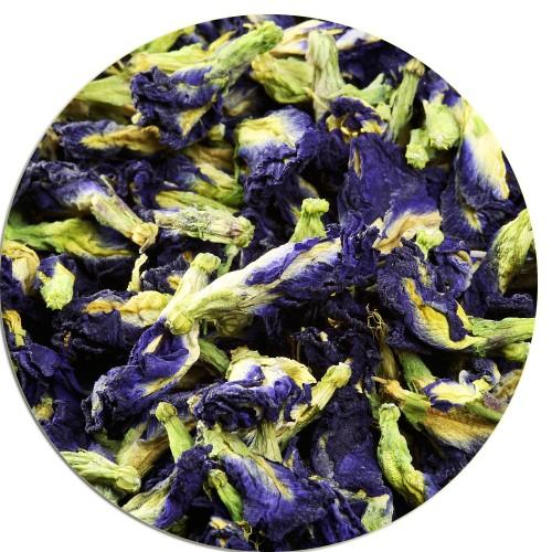 Пурпурный (Синий) Тайский чай Чанг Шу.