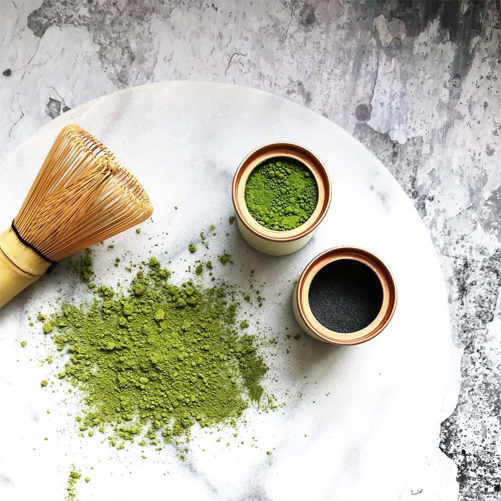 Зелёный японский чай Матча